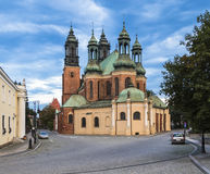 Basilica of the Holy Apostles Peter and Paul Royalty Free Stock Photos