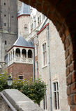 Basilica of the Holy Blood, Bruges, Belgium Royalty Free Stock Photography