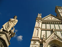 Basilica of the Holy Cross 10 Royalty Free Stock Images
