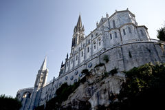Basilica of the Immaculate Conception Royalty Free Stock Images