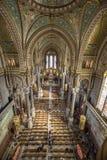 Basilica interior Stock Photos