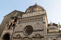 Basilica in Italy Royalty Free Stock Images
