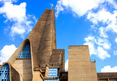 Basilica la Altagracia in Dominican Republic Royalty Free Stock Image
