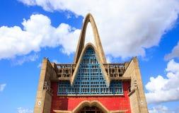 Basilica la Altagracia in Dominican Republic Royalty Free Stock Photos