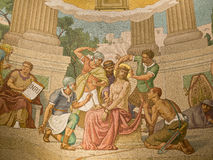 Basilica la nostra signora del rosario Immagine Stock