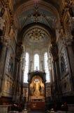 basilica Lione l'altro lato Fotografia Stock