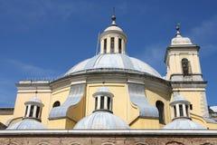 Basilica in Madrid Stock Image