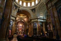 Basilica of Maria Ausiliatrice, Turin, Italy Stock Photo