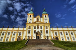 Basilica Minor Royalty Free Stock Photos
