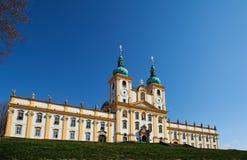 Basilica Minor Svatý Kopecek Stock Images
