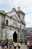 Basilica Minore del Santo Nino (Cebu, Philippines) Royalty Free Stock Photo