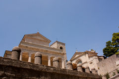 Basilica Minore. Di San Marino, Italy Stock Images