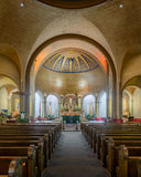 Basilica of Mission San Francisco Stock Images
