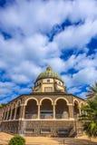 The basilica of the monastery Royalty Free Stock Photos