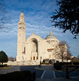 Basilica of the National Shrine Royalty Free Stock Photo