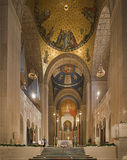 Basilica of the National Shrine of the Immaculate Conception Stock Images