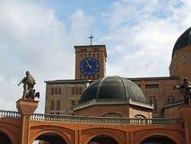 Basilica of Nossa Senhora Aparecida Royalty Free Stock Images