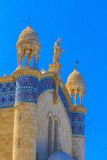 Basilica Notre dame d'Afrique Royalty Free Stock Photography