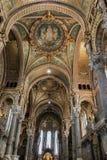 Basilica of Notre-Dame de Fourvière Lyon France Royalty Free Stock Photo