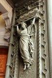 Basilica of Notre Dame de Fourviere, Lyon Stock Photography