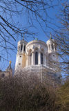 Basilica of Notre-Dame de Fourviere 3 royalty free stock photography