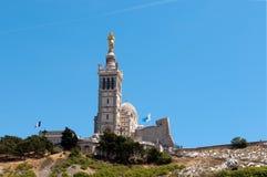Basilica Notre-Dame de la Garde Royalty Free Stock Images