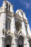 Basilica of Notre-Dame de Nice Stock Photography