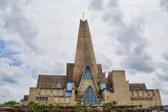Basilica nuestra de la altagracia Royalty Free Stock Image