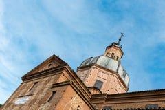 Basilica Nuestra Señora del Prado, Talavera Royalty Free Stock Photo