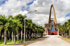 Basilica of Nuestra Senora de la Altagracia Stock Images