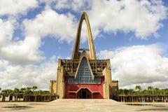 Basilica of Nuestra Senora de la Altagracia Stock Photography