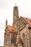 Basilica in Nuremberg Royalty Free Stock Photos