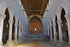 Basilica Of Aquileia, Italy (UNESCO) Royalty Free Stock Photo