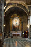 Basilica Of Santissima Annunziata In Florence Royalty Free Stock Photography