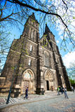 Basilica Of St Peter And Paul On Vysehrad In Prague, Czech Republic Royalty Free Stock Image