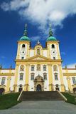 Basilica in Olomouc Stock Images