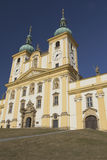 Basilica in Olomouc (Czech Republic). Royalty Free Stock Photography