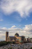 Basilica of Our Lady of Aparecida Stock Photography