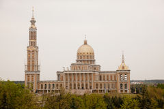 Basilica of Our Lady of Liche� Stock Image