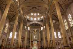 Basilica of Our Lady of Licheń Royalty Free Stock Images