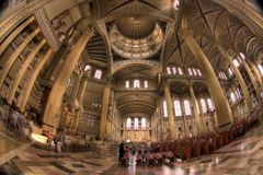 The Basilica of Our Lady of Lichen Stock Image