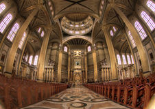 The Basilica of Our Lady of Lichen Royalty Free Stock Photos
