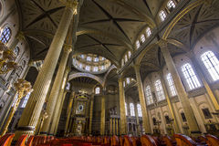 Basilica of Our Lady of Lichen, Poland Royalty Free Stock Photo