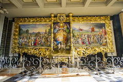 Basilica of Our Lady of Lichen, Poland Royalty Free Stock Images