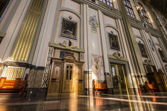 Basilica of Our Lady of Lichen, Poland Royalty Free Stock Image