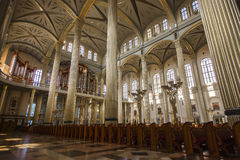 Basilica of Our Lady of Lichen, Poland Stock Photography