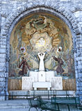 Basilica of Our Lady of the Rosary Royalty Free Stock Photos