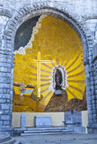 Basilica of Our Lady of the Rosary Royalty Free Stock Images
