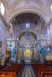 The Basilica of Our Lady of Solitude in Oaxaca Mexico Stock Photo