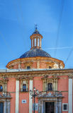 Basilica of Our Lady, Valencia, Spain Stock Photography